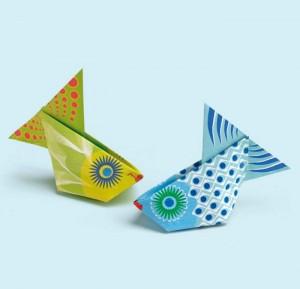 ORIGAMI_peces